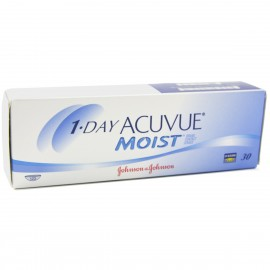 Acuvue 1-Day MOIST contact lens
