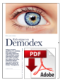 Optometrists CET Demodex treatment article