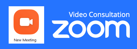 Click for Zoom video consultation with Edinburgh optometrist