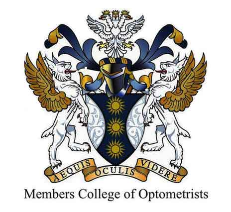 Members College of Optometrists Edinburgh