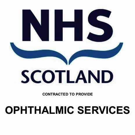 NHS eye tests from optometrists Edinburgh